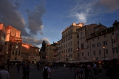 Campo_de'_Fiori_at_sunset