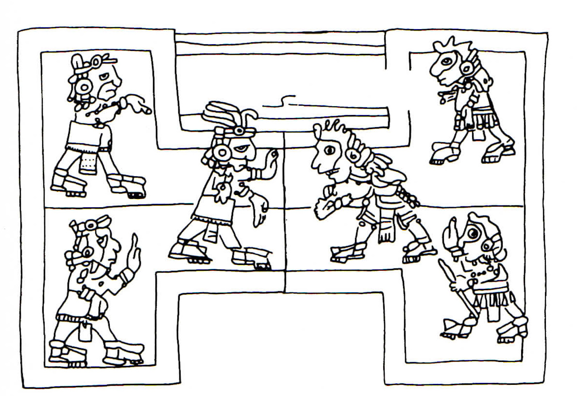 the architecture of the mesoamerican ballgame santacruzarchitect Chinese Sports and Games ballgame pg319