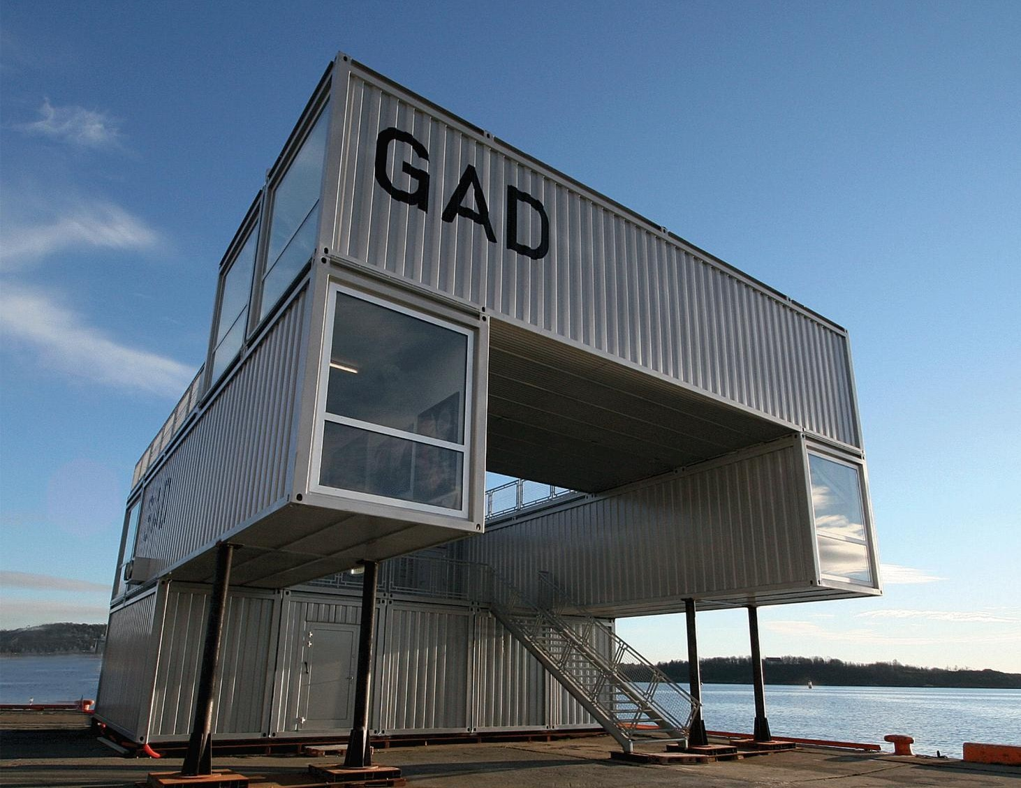 Shipping Container Architecture Advantages And Challenges