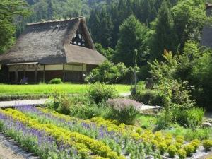 Minka style traditional Japanese home