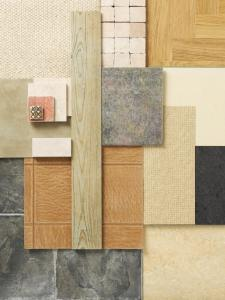 common flooring materials