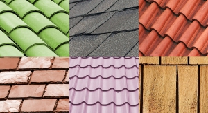 Common Roof Materials